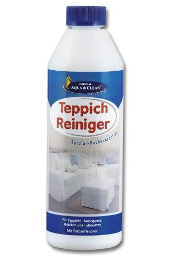 Aqua Clean Teppichshampoo Teppichreiniger Reinigungsmittel