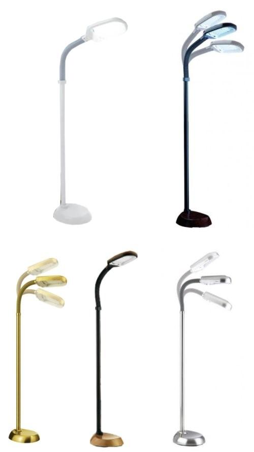 Daylight gro e tageslicht lampe stehlampe stehleuchte b ro for Wipper buero design gmbh