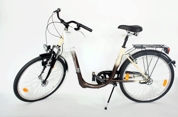 26 zoll citybike tiefer einstieg texo duiser fahrrad. Black Bedroom Furniture Sets. Home Design Ideas