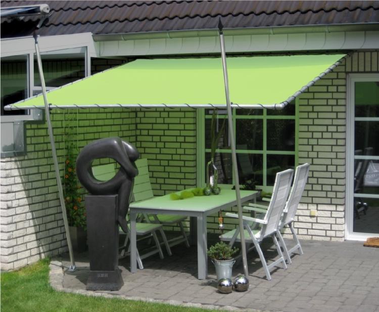 Leco Terrassen Berdachung Speer In Gelb 3 X 3m Neu Kaufen