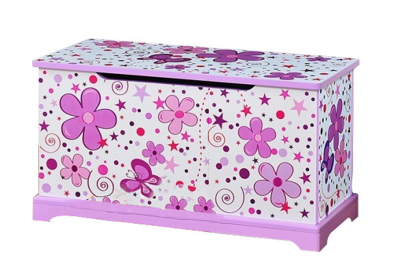 kesper kinder aufbewahrungstruhe truhe spielzeugkiste aufbewahrung holz kiste ebay. Black Bedroom Furniture Sets. Home Design Ideas