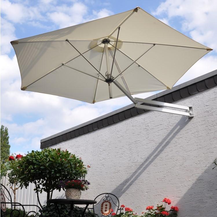 leco wandschirm ampelschirm 2 50m sonnenschirm. Black Bedroom Furniture Sets. Home Design Ideas