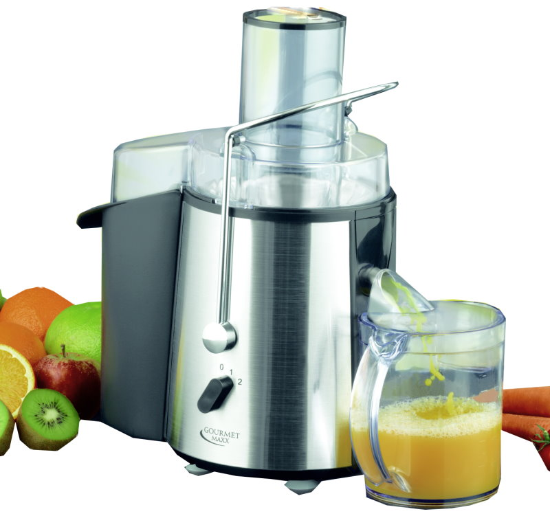 Entsafter Juicer = edelstahl gourmet maxx multi entsafter juicer 850w neu  ebay
