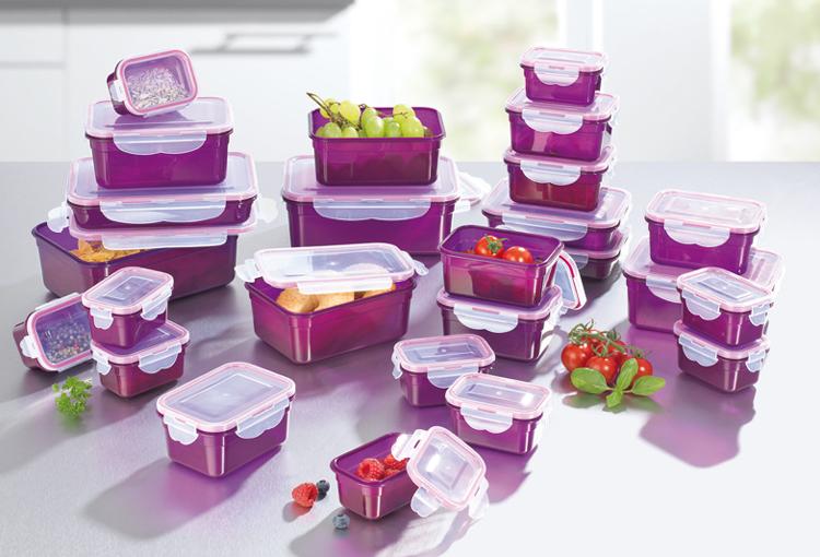 50tlg-Set-Maxx-Cuisine-Frischhaltedosen-Klick-it-Vorratsbehaelter-Aufbewahrung