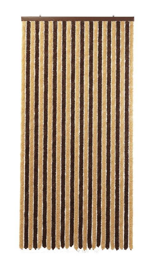 flauschvorhang 56x200 t rvorhang vorhang insektenschutz. Black Bedroom Furniture Sets. Home Design Ideas