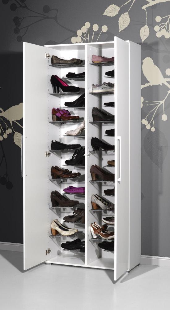 germania schuhschrank schuhregal schuhe schrank ablage. Black Bedroom Furniture Sets. Home Design Ideas