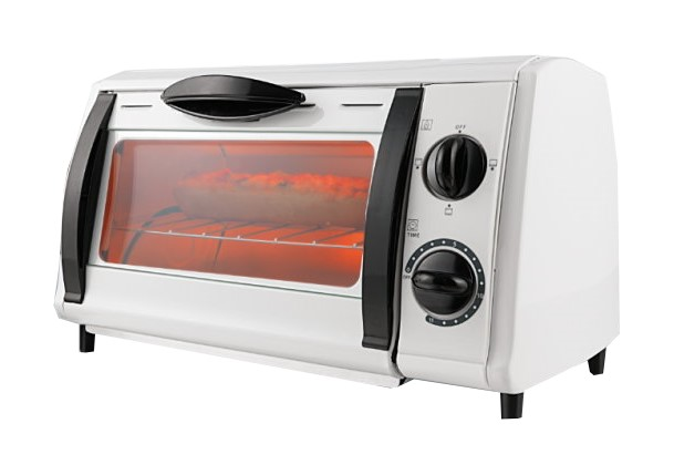Gourmet-Maxx-6l-Mini-Bistro-Backofen-Timer-Infrarot-Single-Pizza-Ofen-Toaster
