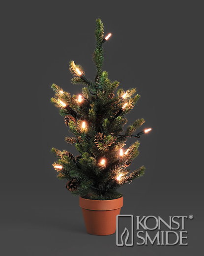 konstsmide aussen led weihnachtsbaum lichterkette tannenbaum weihnachten deko ebay. Black Bedroom Furniture Sets. Home Design Ideas