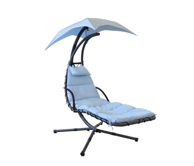 leco design schwingliege sonnenliege gartenstuhl. Black Bedroom Furniture Sets. Home Design Ideas