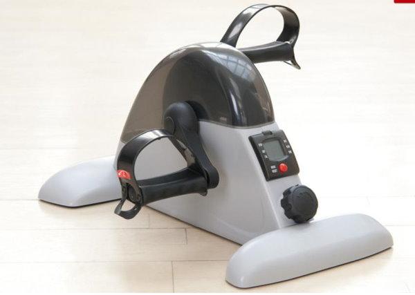 mini heimtrainer computer fahrrad muskeltrainer minitrainer trimmer fitness ebay. Black Bedroom Furniture Sets. Home Design Ideas