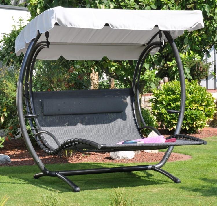 leco duo liege swing xxl sonnenliege gartenm bel. Black Bedroom Furniture Sets. Home Design Ideas