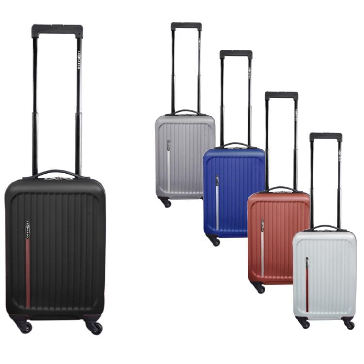 premium leonardo koffer 31l reisekoffer handgep ck trolley. Black Bedroom Furniture Sets. Home Design Ideas