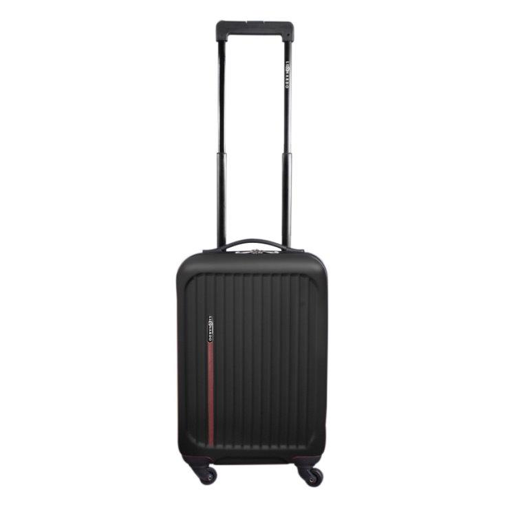 premium leonardo koffer 31l reisekoffer handgep ck trolley hartschale boardcase ebay. Black Bedroom Furniture Sets. Home Design Ideas