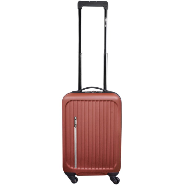 premium leonardo koffer 31l reisekoffer handgep ck trolley hartschale boardcase ebay. Black Bedroom Furniture Sets. Home Design Ideas