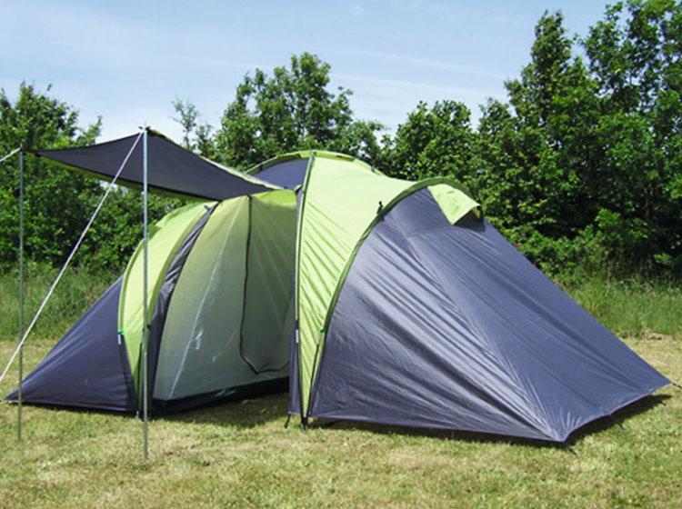 Sierra Leone 2 Zelt : Pers zelt familienzelt campingzelt sierra mm ws ebay