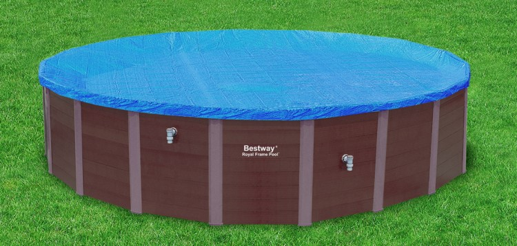 bestway royal frame pool 549cm in holzoptik schwimmbecken pumpe abdeckplane kaufen bei. Black Bedroom Furniture Sets. Home Design Ideas