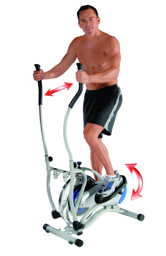 Orig-Orbitrek-Elite-Crosstrainer-Fitness-Trainingsgeraet