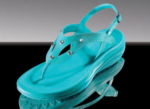 Walk-Maxx-Fitness-Schuhe-Sandalen-Zehentrenner-Strass-Zehensandalen-Crystal