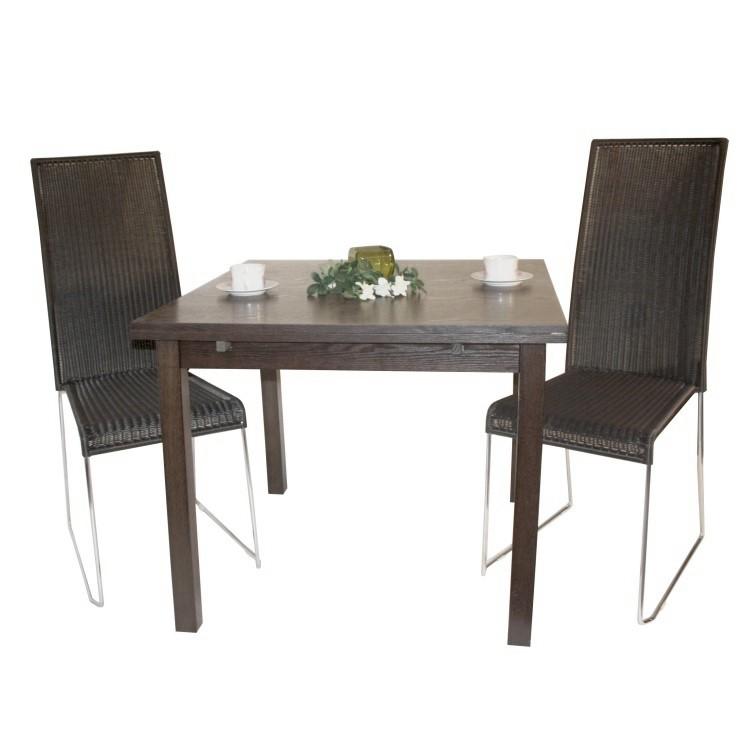 2x plo rattan stuhl hochlehner stuhlset stuhlgruppe esszimmer st hle schwarz ebay. Black Bedroom Furniture Sets. Home Design Ideas