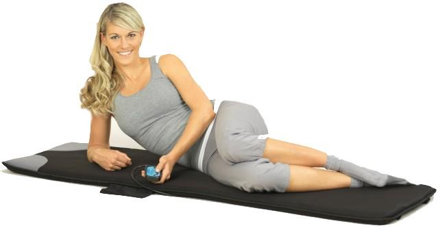 WOW-Massagematte-Massageliege-Massage-Waerme-MP3-Natursound-175cm