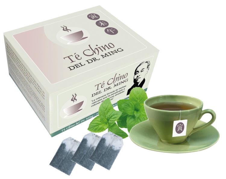 Das Tv Original Dr Mings Te Chino Wellnesstee Abnehmen Diat Tee