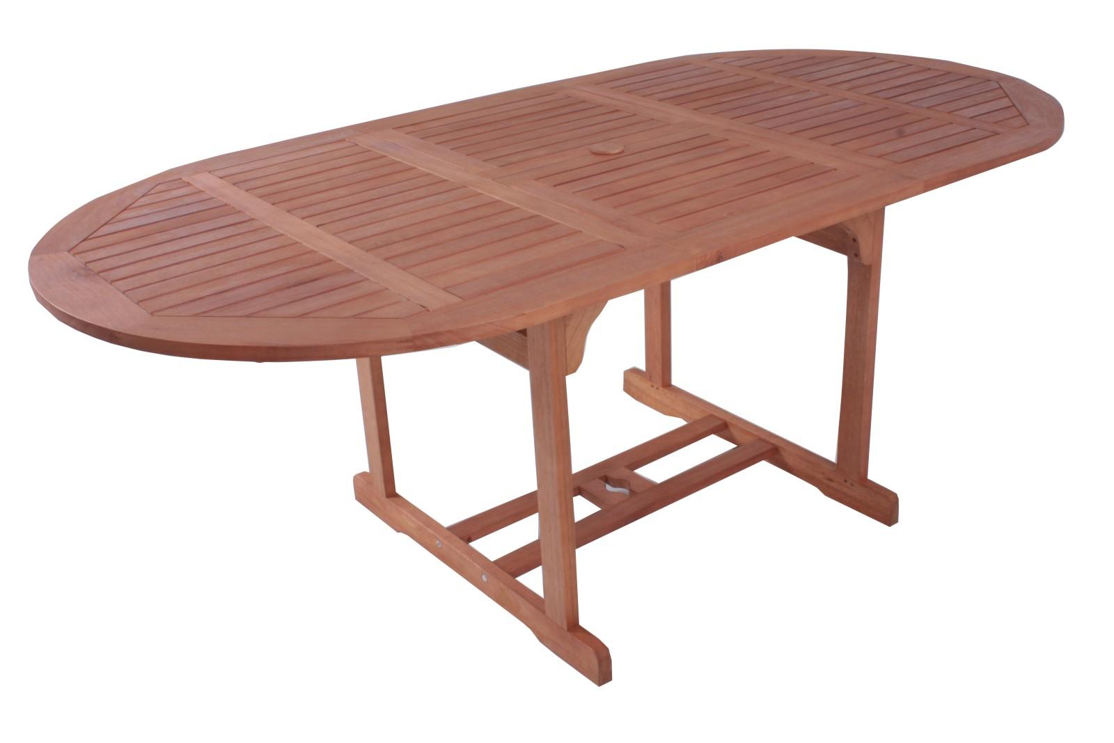 Eukalyptus Tisch Ölen ~ Garden Pleasure Holz Gartentisch Boston Garten Terrasse Tisch FSC Eukalyptus