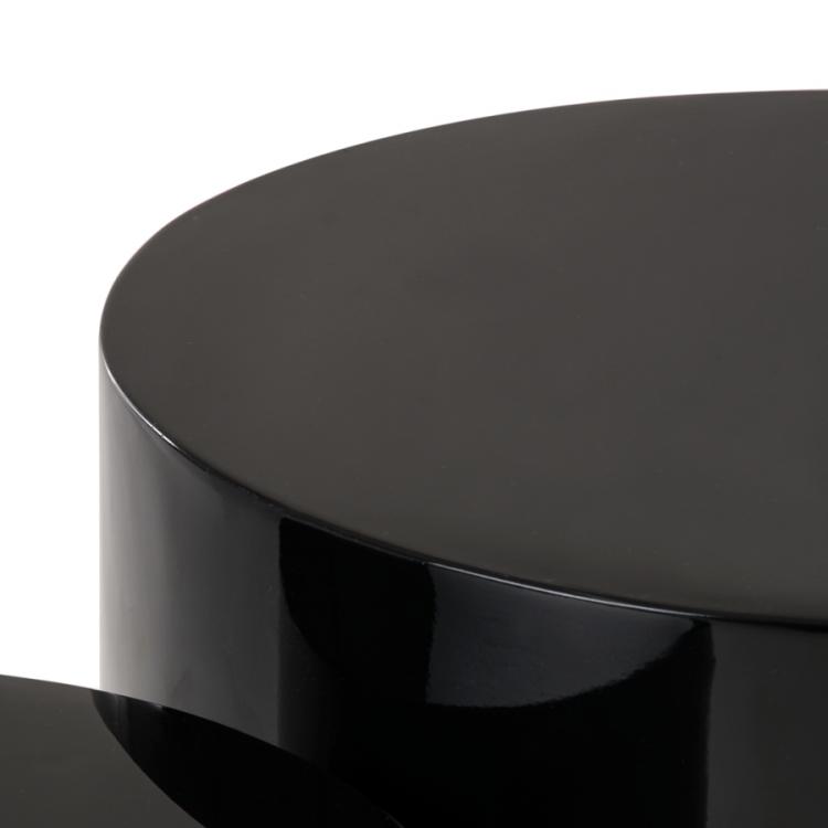Couchtisch circle 05543620171005 for Beistelltisch set rund