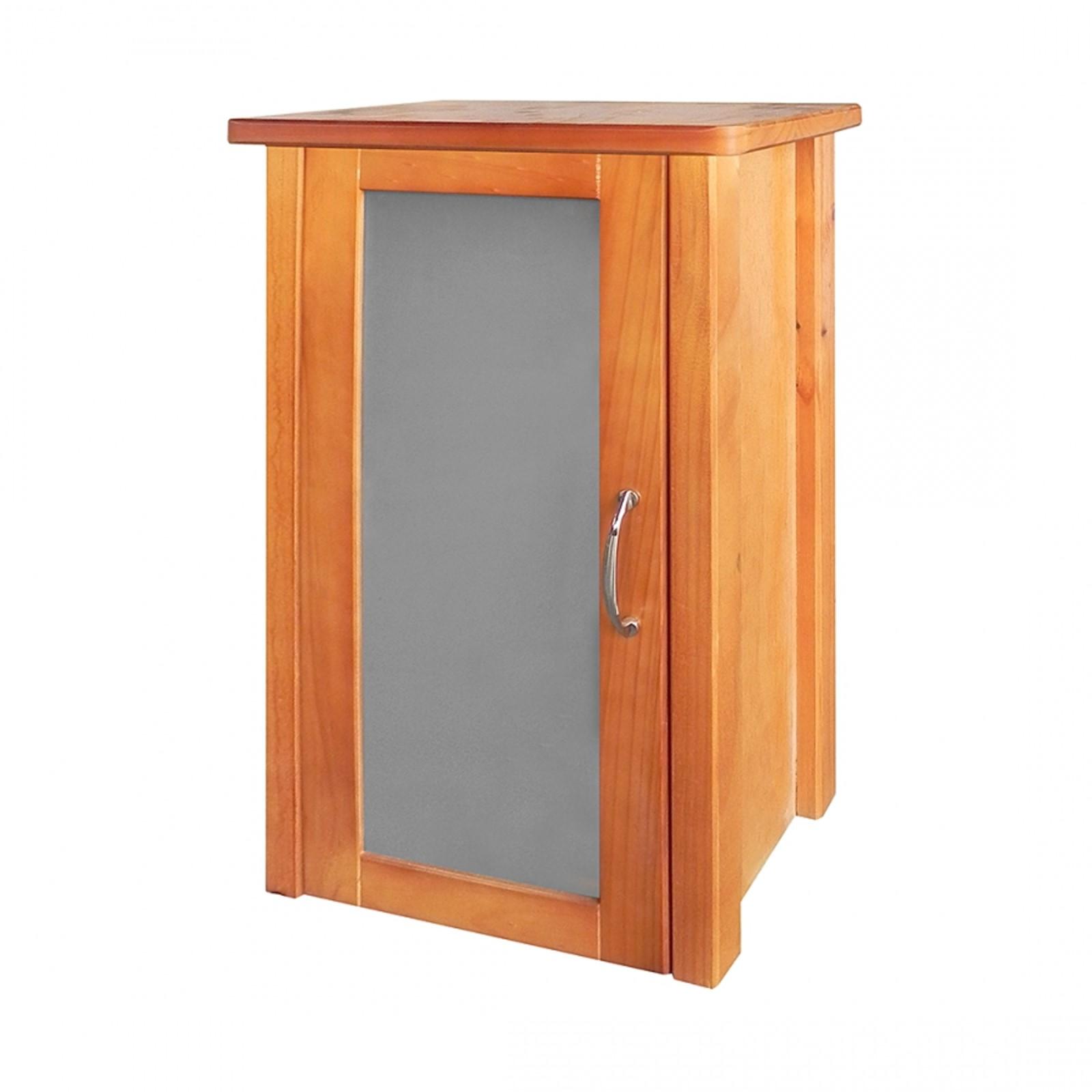lars larson h ngeschrank mascella kiefer massiv honig schrank holz k chenschrank ebay. Black Bedroom Furniture Sets. Home Design Ideas