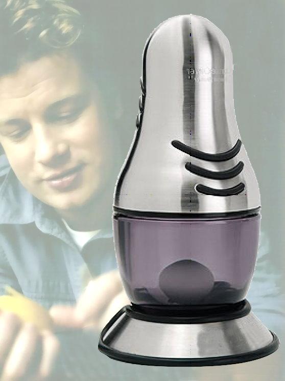 jamie oliver edelstahl flavour shaker dressingshaker m rser zerkleinerer mixer ebay. Black Bedroom Furniture Sets. Home Design Ideas