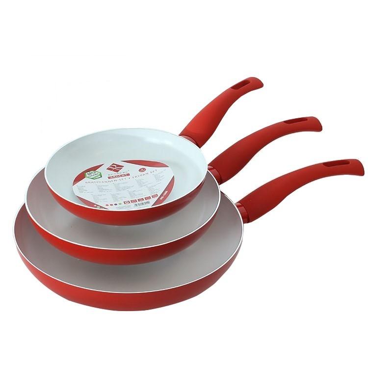 3tlg-Set-Renberg-Keramik-Bratpfanne-antihaft-Induktionspfanne-Induktion-Pfanne