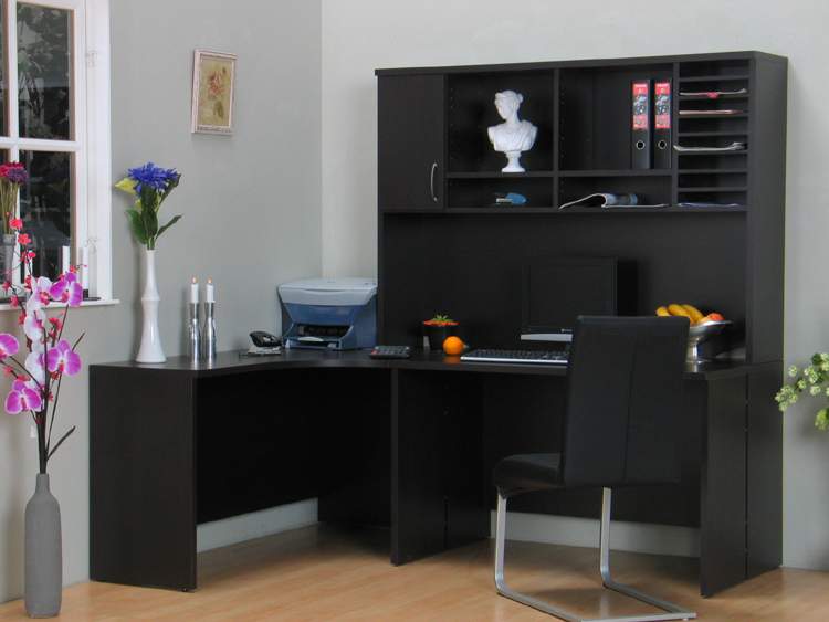 xl schreibtisch eckschreibtisch louise computertisch ebay. Black Bedroom Furniture Sets. Home Design Ideas