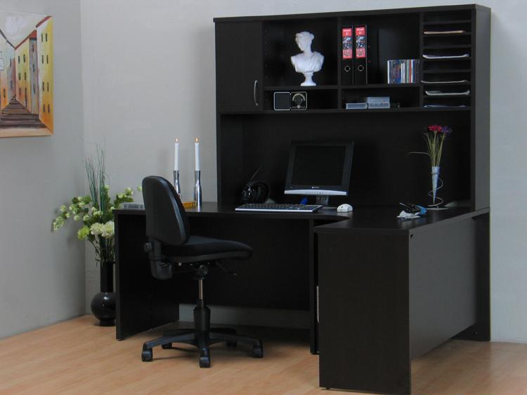 xl schreibtisch eckschreibtisch louise computertisch ebay. Black Bedroom Furniture Sets. Home Design Ideas