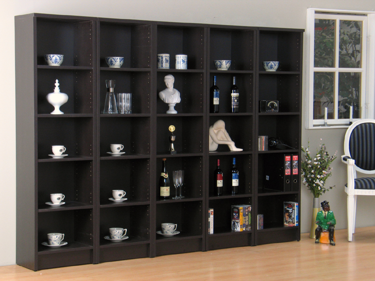 xl wohnwand nikolai regalwand regal vitrine kolonial ebay. Black Bedroom Furniture Sets. Home Design Ideas