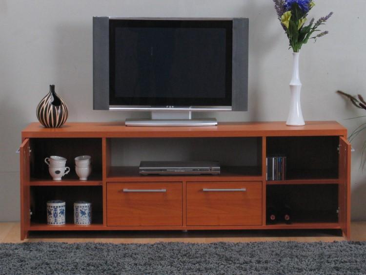 tv tisch hifi m bel medienschrank schrank lowboard. Black Bedroom Furniture Sets. Home Design Ideas