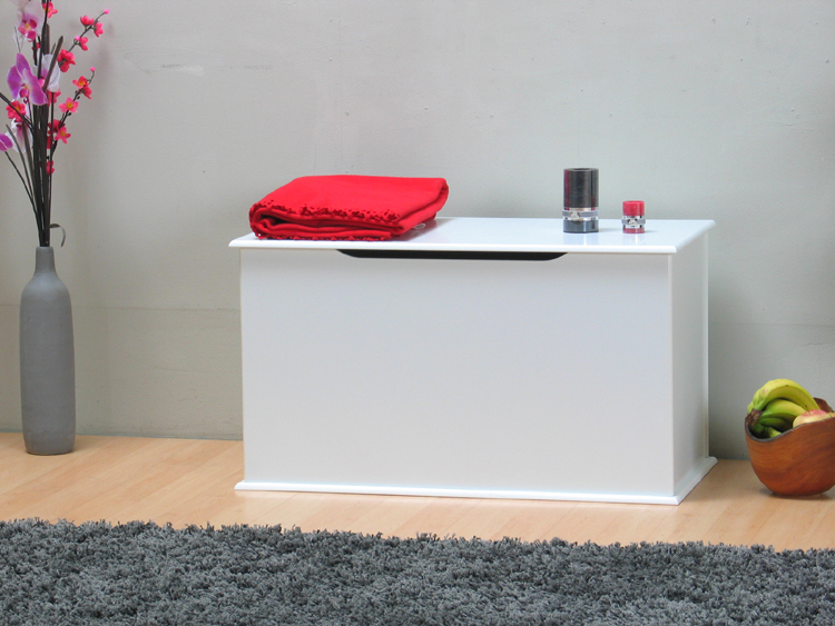 aufbewahrungstruhe holztruhe holzkiste mdf truhe kiste box. Black Bedroom Furniture Sets. Home Design Ideas