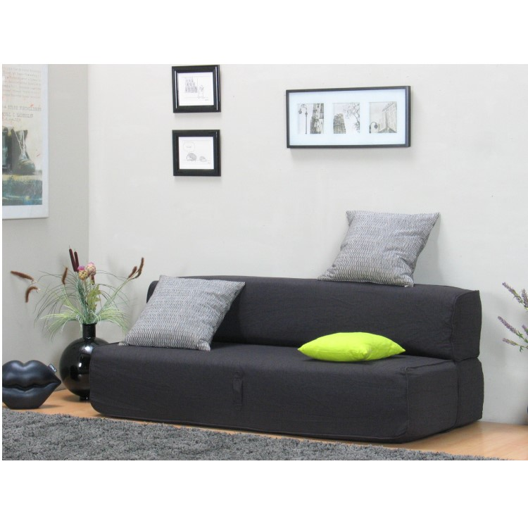 schlafsofa 127x180cm schlafcouch klappcouch bett g stebett jugendbett couch sofa ebay. Black Bedroom Furniture Sets. Home Design Ideas