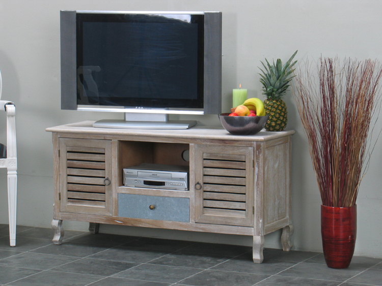 white wash tv m bel madrid sideboard schrank hifi neu. Black Bedroom Furniture Sets. Home Design Ideas