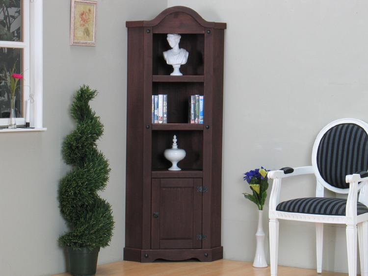eckschrank mexico schrank tex massiv kiefer kolonial neu ebay. Black Bedroom Furniture Sets. Home Design Ideas