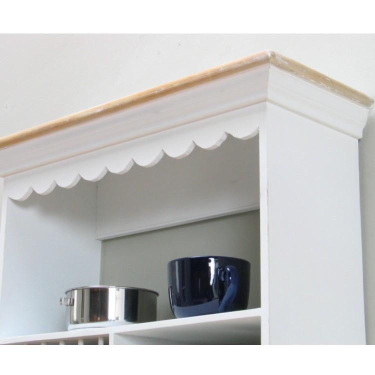 teller regal roma wandregal h ngeregal holz regal massiv. Black Bedroom Furniture Sets. Home Design Ideas