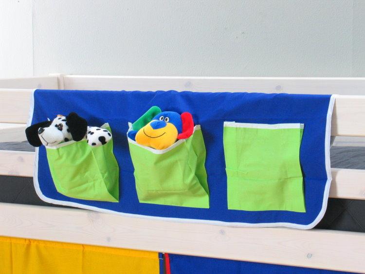 Thuka h ngetasche stoff tasche organizer aufbewahrung for Bett organizer