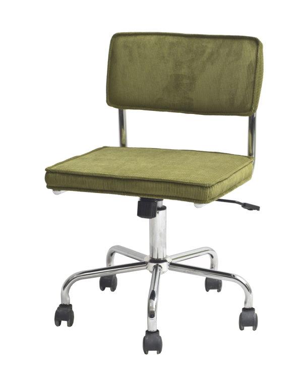 retro b rostuhl fris drehstuhl chefsessel sessel. Black Bedroom Furniture Sets. Home Design Ideas
