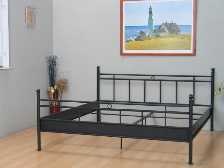 metallbett himmelbett bett doppelbett 140 160 180 x200. Black Bedroom Furniture Sets. Home Design Ideas