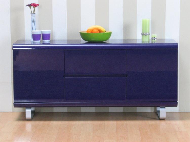 sideboard spacy kommode highboard anrichte buffet schrank. Black Bedroom Furniture Sets. Home Design Ideas