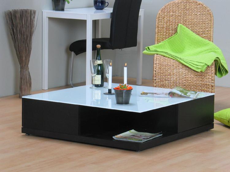 glas couchtisch beistelltisch wohnzimmertisch wenge neu ebay. Black Bedroom Furniture Sets. Home Design Ideas