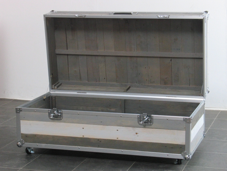 Design Couchtisch 103 Cm Grau Hochglanz Rund