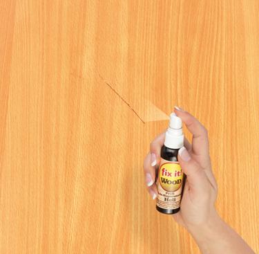 2tlg fix it wood profi holz reparatur set holzpaste neu ebay. Black Bedroom Furniture Sets. Home Design Ideas