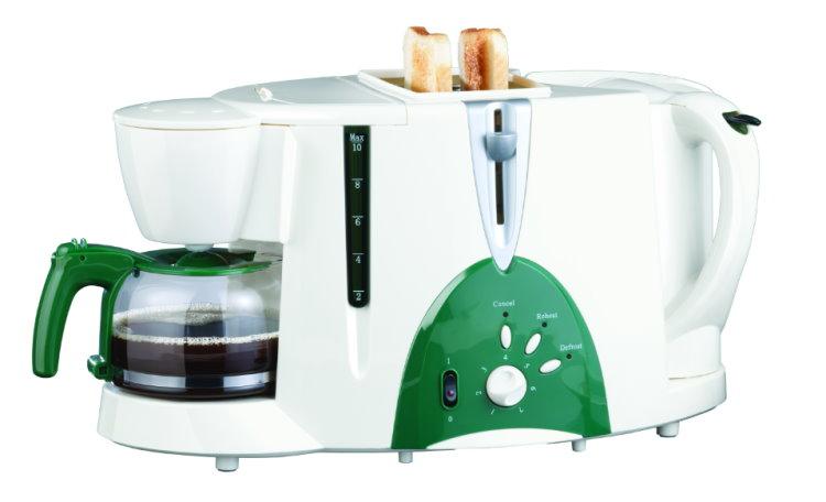 maxx cuisine 3in1 fr hst ckscenter kaffeemaschine gr n ebay. Black Bedroom Furniture Sets. Home Design Ideas