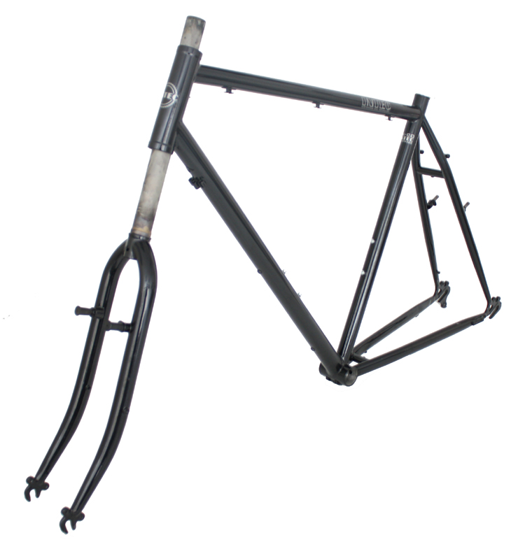 Intec FORT T6 Trekking Fahrrad Rahmen 61cm Stahlrahmen Neu | eBay