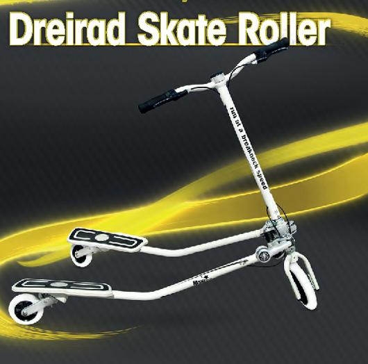 mski roller tri scooter 3 r der cityroller fitness fahrrad tretroller dreirad ebay. Black Bedroom Furniture Sets. Home Design Ideas