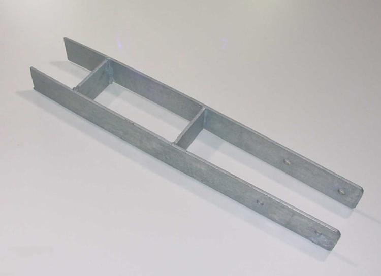 pfostentr ger h anker h anker 91mm pfostenschuh. Black Bedroom Furniture Sets. Home Design Ideas